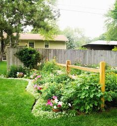 beautiful garden design and yard landscaping ideas