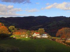 Así son nuestros pueblos, así son nuestros valles, así es #Navarra