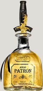 Patron Añejo with David Yurman Designed Bottle Stopper