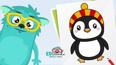 Jak Narysować Pingwina #rysunkidladzieci #naukarysowania Sonic The Hedgehog, Fictional Characters, Art, Art Background, Kunst, Performing Arts, Fantasy Characters, Art Education Resources, Artworks