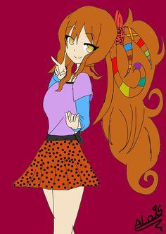La hija de Town y eak Hermana de Kim 7u7 Se llama Elizabeth Eli de cariño xd la adoro un pequeño Fanart para admirarla(? ٩(๑> ₃ <)۶♥