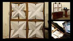 lighting responsive origami facade 1280x720 | noumena