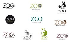 Zoo logos