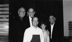 Joe Tortorice Jr., founder of Jason's Deli (center front) and family.