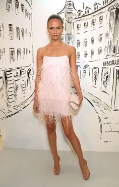 Natasha Poly in Michael Kors                                                                                                                                                                                 More