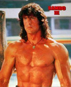 Rambo 3, John Rambo, Action Movie Stars, Action Movies, Silvestre Stallone, Sylvester Stallone Rambo, Stallone Movies, Stallone Rocky, Best Muscle Building Supplements