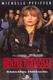 Oficial Da Marinha Michelle Pfeiffer Abandona Carreira Militar Para Realizar O Antigo Sonho De Ser Professora De Mentes Perigosas Filmes Hd Michelle Pfeiffer