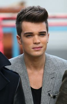 Josh Cuthbert is the second youngest at the age of 20. Birthday is July 28, 1992