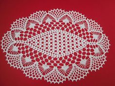 Oval white crochet doily x 30 cm or gift lace tablecloth table centrepiece coffee tablecloth table runner coaster wedding Tables lace Crochet Table Runner Pattern, Crochet Doily Patterns, Crochet Tablecloth, Crochet Doilies, Crochet Lace, Oval Tablecloth, Crochet Wedding, Centre Pieces, Crochet Animals