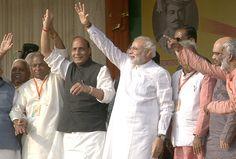 ભાજપ ગુજરાત   Know about BJP Gujarat – From the inception to the progress till date