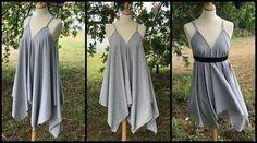 Une robe facile à coudre!