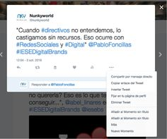 #Blog #TwitterMomentos