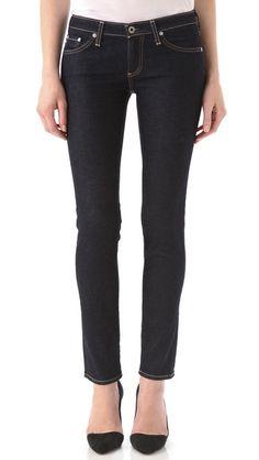AG Adriano Goldschmied The Stilt Cigarette Jeans |SHOPBOP | Save ...