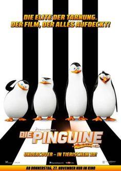 Kino Vorschau: DIE PINGUINE AUS MADAGASCAR plus Gewinnspiel