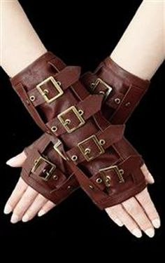 Awesome faux leather armlets from Restyle. Great for Winter wear £11.99