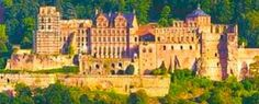 Schloss Heidelberg  The Heidelberg skyline is dominated by the ruins of the Schloss (Castle), Schloss Heidelberg. It was for five centuries the principle residence of the Prince Electors of the Kurpfalz. However, since its destruction by the French in the late 17th century, it has been Germany's most famous ruin. Parts have been restored but most are still in ruins.