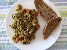 Warm French Lentils - Ina Garten