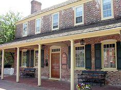 White Swan Tavern, Chestertown MD