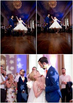 Colwick Hall Wedding 1st dance