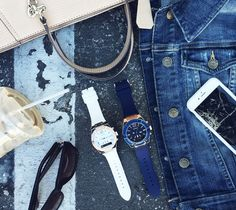 Introducing the newest technology from #GUESSWatches: The #GUESSConnect Smartwatch