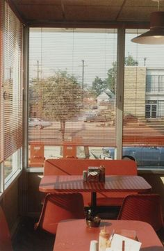 Memphis, Krystal (1984 - 1985) by William Eggleston