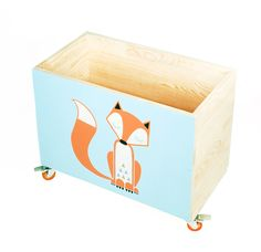 decorate wooden toy case - Google Search