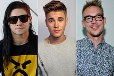 "Listen: Justin  Bieber joins Skrillex & Diplo for their somber track ""Where Are U Now"" http://onair.rs/1DZVdCU"
