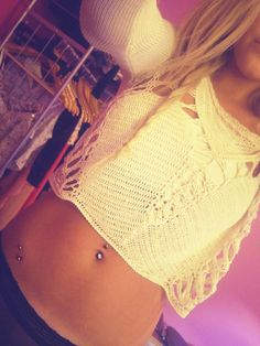Hip dermals & belly button, belly button done now all i need is the hip dermals ;) hahahaha i wish!