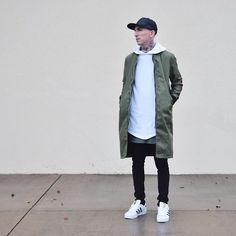 More looks by Mat Bellino: http://lb.nu/eastcoastepiphany #minimal #sporty #street