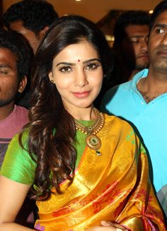 """Grand Opening Ceremony of """"#South India Shopping Mall"""" by Sizzling Actress #Samantha.Here are some Clicks of the #Event held @Ameerpet, Beside #Maitrivanam."""
