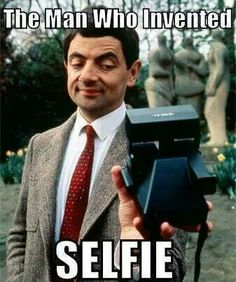 Mr bean i love him i want to drive a car like that one time the man who invented selfie mr beanselfie solutioingenieria Image collections