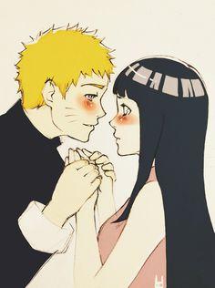 Naruto e Hinata (NaruHina)    Naruto