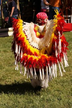 2010 White Eagle Pow-Wow by Don3rdSE, via Flickr
