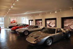 El garaje- garage