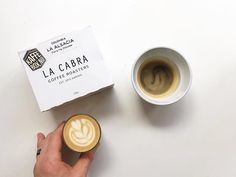 Have a great weekend everyone. #KaffeBox brew from member # @ceirantrigg91   == KaffeBox Repost == Basically this. @lacabracoffee La Alsacia. A stunning Colombian that works perfectly across all brewing methods and pairs incredibly well with milk aswell. Intense cherry sweetness with 70% chocolate tones. Complex. La Cabra cape with Februarys  @kaffebox #KaffeBox #Lacabra #specialtycoffee #espresso #cappuccino