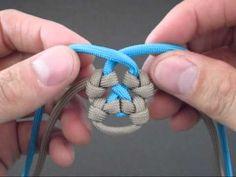 How to Tie the T-Virus Sinnet Bracelet by TIAT - YouTube