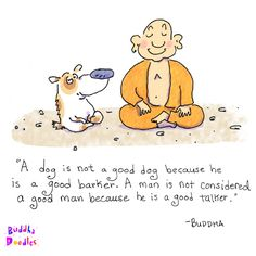 Buddha Doodle - 'Talker' by Mollycules ♥ please share the DAILY love of Buddha Doodles with your friends ♥ Tiny Buddha, Little Buddha, Buddha Zen, Buddha Buddhism, Buddha Quote, Buddha Sayings, Buddhist Quotes, Spiritual Quotes, Spiritual People