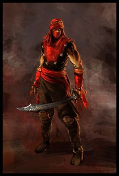 prince of persia-warrior within - concept design (heavy download)