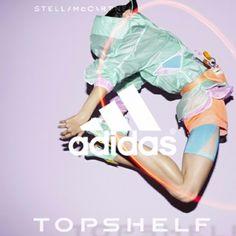 #StellaMcCartney #Adidas Stella McCartney, daughter of Paul and Linda, who need no introduction , is one of the most popular fashion designers of this century #WantToKnowMore https://www.topshelf.nl/merken/#Topshelf #HappyEverline #Brands