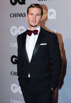 Jason!  Aussie hunks at the GQ Men of the Year Awards