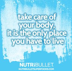 Keep yourself motivated! #inspiration #nutribullet