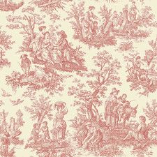 """Waverly 33' x 20.5"""" Country Life Wallpaper"""