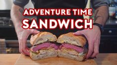 Learn How To Make Jake's Perfect Sandwich From 'Adventure Time'