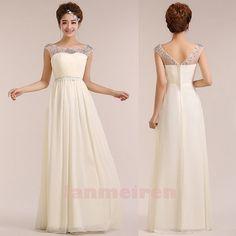 Long Prom Dresses Long Chiffon Prom Dresses Cheap by lanmeiren, $129.00