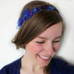 Love To-Go - happy little things: DIY: 1920s Great Gatsby inspired headband
