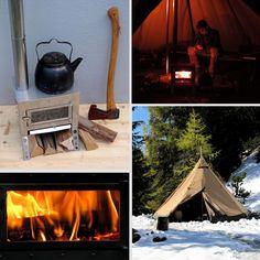 FIBI Swiss Tent Stove