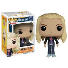 Funko POP! Television Doctor Who Rose Tyler Vinyl Action Figure 295