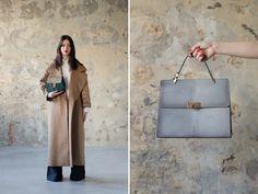 Sevens fashion shoot themerrymakers.be - designer bags - Chloé Drew - Balenciaga Le Dix