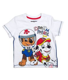 Camiseta caminador Paw Patrol African Jungle Animals, Baby Boy Outfits, Kids Outfits, Boys Pajamas, Summer Baby, Paw Patrol, Kids Shirts, New Baby Products, Superhero