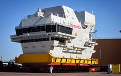 The Bridge Of The HMS Prince Of Wales Is Straight Out Of Star Wars